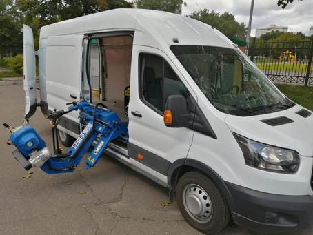 Переоборудование Автомобиля для выездного шиномонтажа
