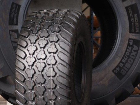 Новая шина MICHELIN CargoXBib Heavy Duty