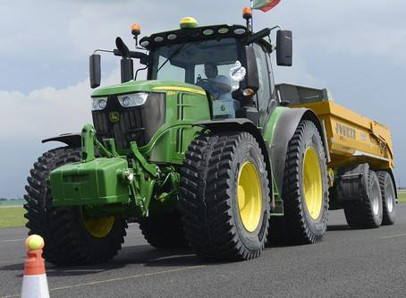 Мишлен представляет новую сельскохозяйственную шину ROADBIB