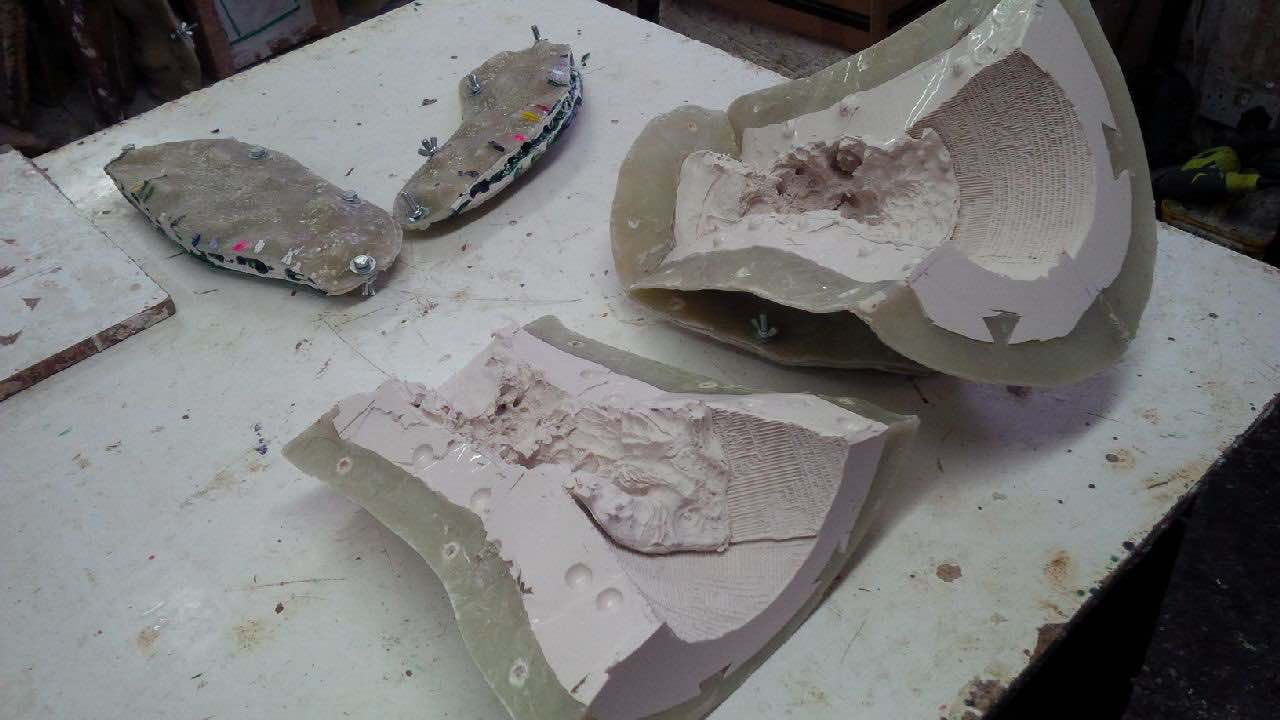 Opening the Mould