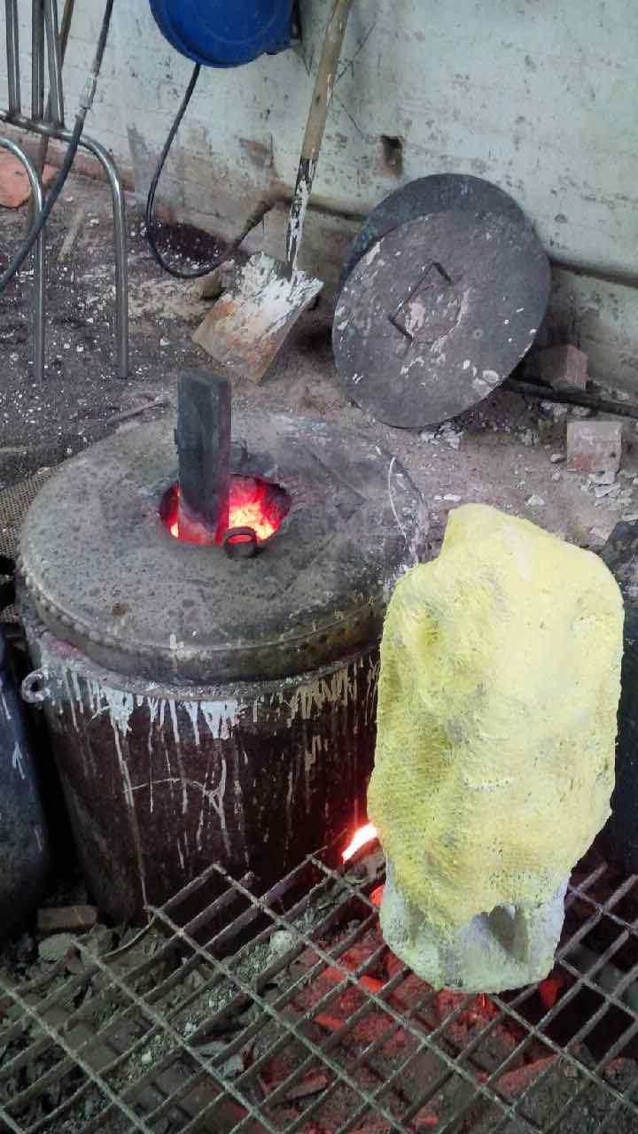Melting Bronze