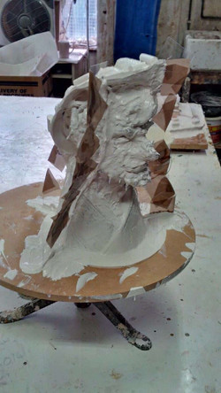 Mould Making (Rubber)