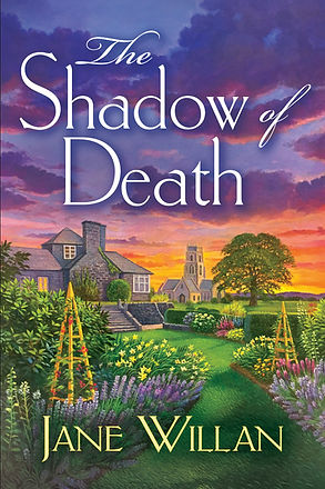 the shadow of death.cover