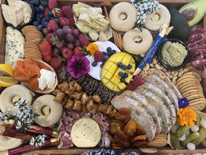 Add a platter for lunch or group booking