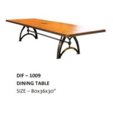 Heavy Duty Industrial Dinning Table