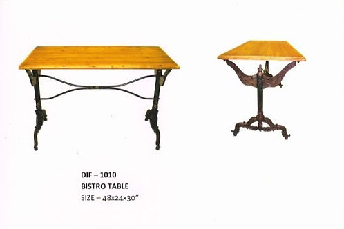 Heavy Duty Industrial Dinning Table
