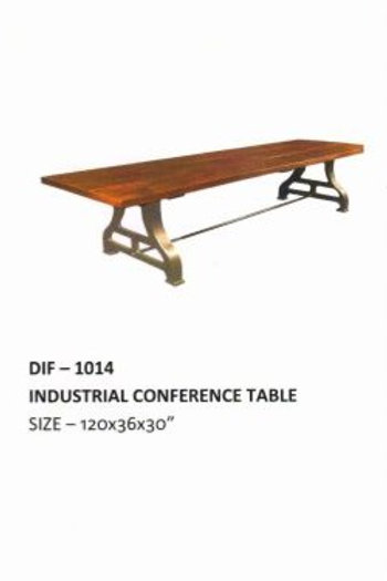 Heavy Duty Industrial Conference Table