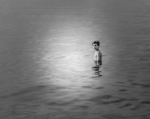 Boy in Water