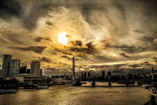 Thames Scape