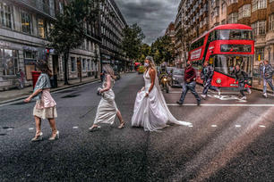 Wedding Crossing