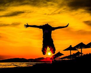 Jumping The Sun
