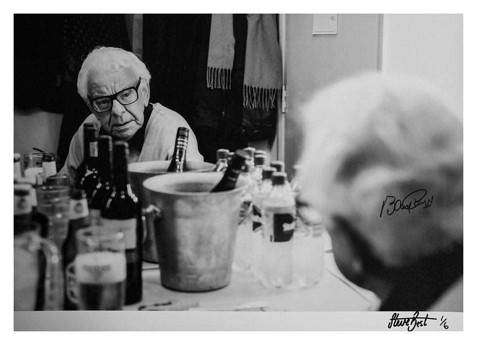Barry Cryer SIGN