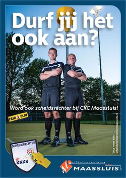 Scheidsrechter poster A3-D-01