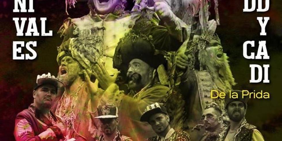 Los Carnivales en Málaga