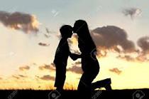 ¡Como los besos de mi madre…!
