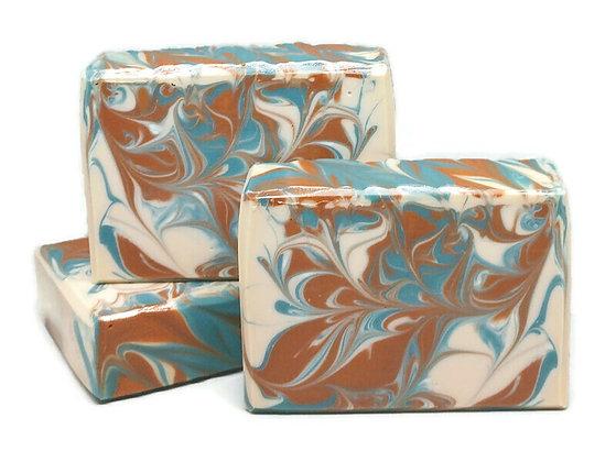 Caribbean Teakwood Soap - 1 Bar