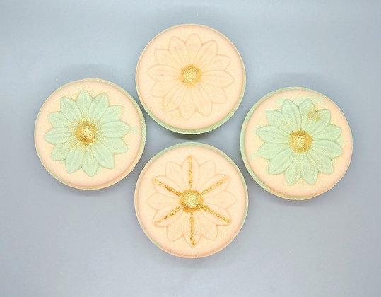 Flower Tablet - Fizzy Bath Truffle