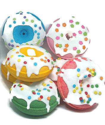 Bubble Bath Donut Fizzies - Custom Order