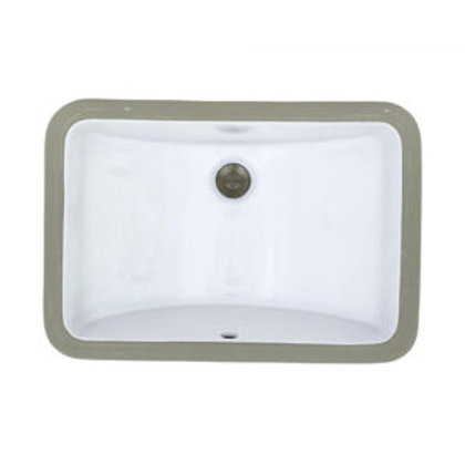 Bathroom Sink | STD Rect UM