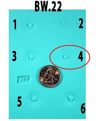 Marz Bullet Holes: BW.22 #4