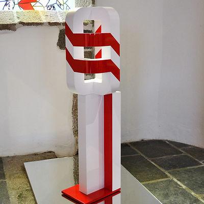 LE-SIGNAL-monumental- sculpture-sculpteu