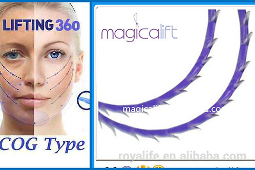 Magik Thread Skin Rejuvenation PDO Face 3D Cog Lift Thread