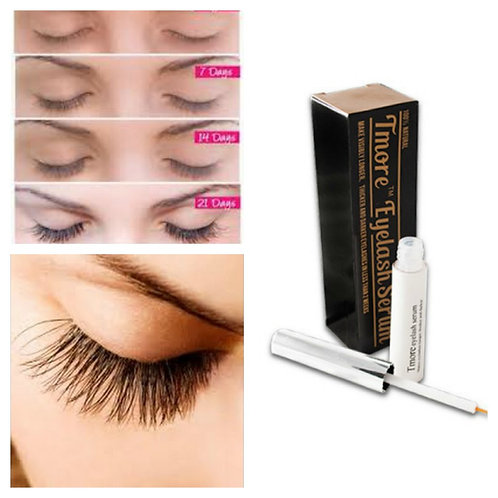 Lash Growth Serum with Advanced Conditioning Agents for Thicker Longer Eyelashes