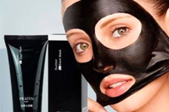 Blackhead Remover Deep Purifying Peel Off Acne Black Mud Face Mask