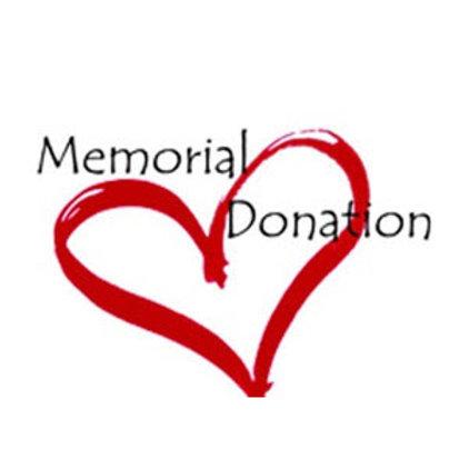 Memorial Donation - $1 Increments