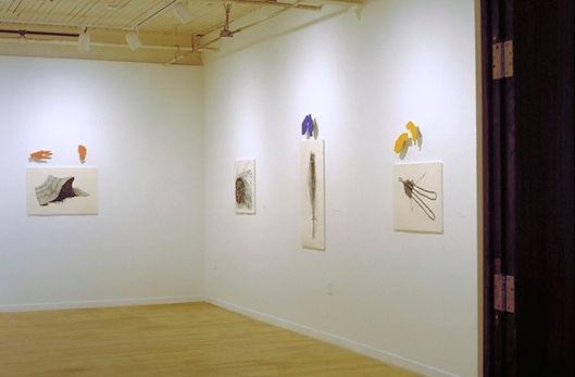 Open studio installation 1, 1997.jpg