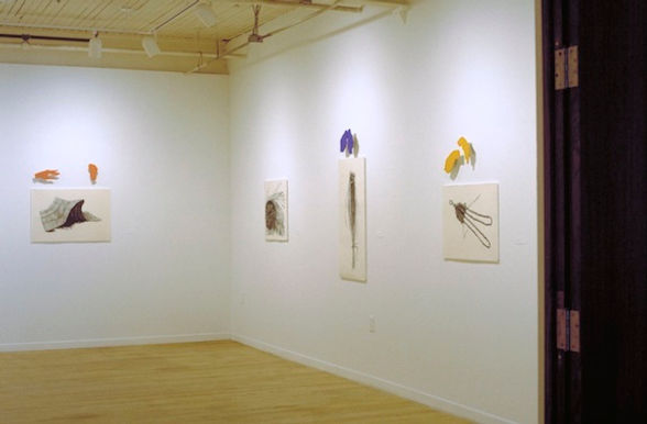 Open studio installation 1, 1997.jpg