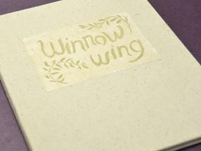 Winnow/wing  by Marshal Hryciuk