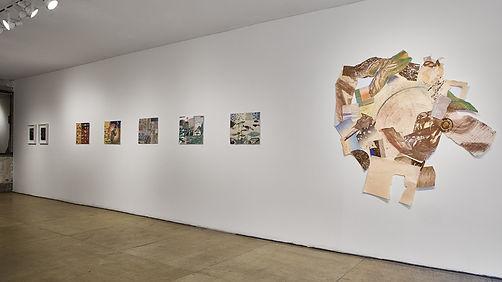 Installation, Gerrard Art Space, Toronto