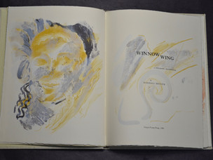 Winnow/wing title page