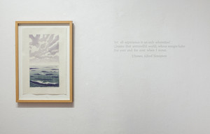 "Open Studio, Toronto ""Margin"" exhibition2013"