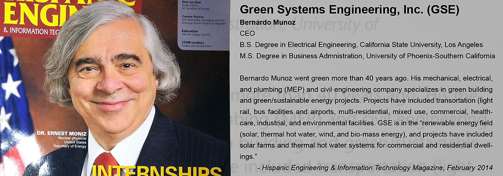greensystemsengnew | B Munoz Resume