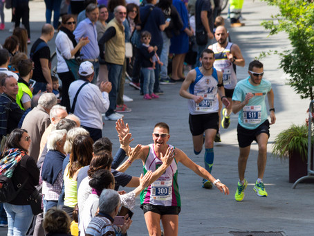 Iscriversi ad una mezzamaratona
