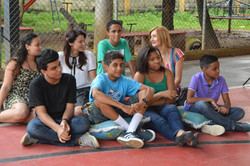 jovens narradores