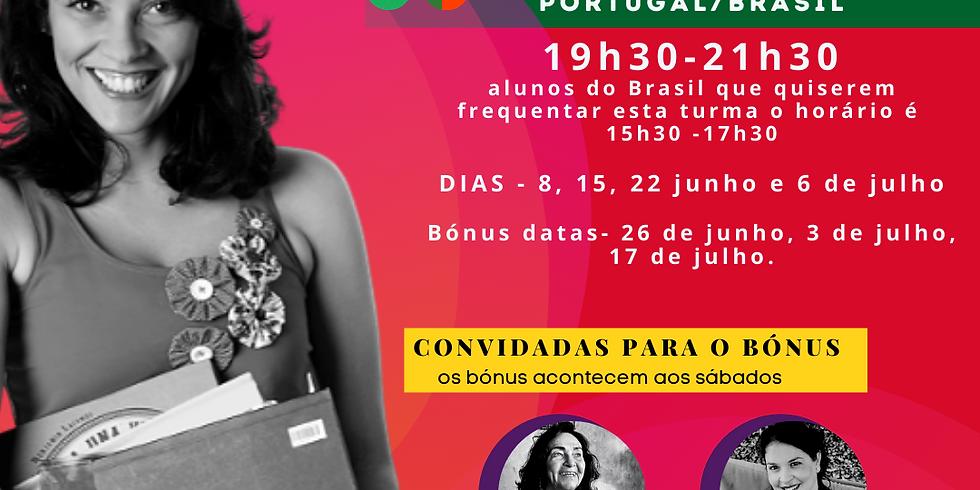 PORTUGAL- TURMA 1- PÓS LABORAL - Como contar histórias com livros?