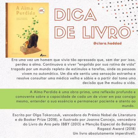 Dicas de Livros por Clara Haddad