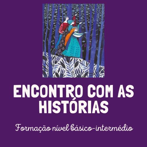 Encontro com as Histórias por Clara Haddad