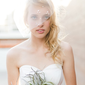 The Vaughn Bridal Styled Shoot