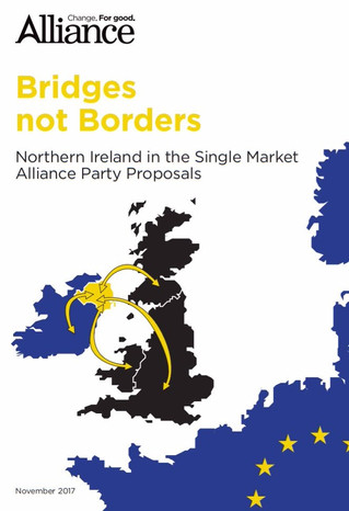 Alliance Says 'Bridges Not Borders' When it Comes to Post-Brexit Northern Ireland
