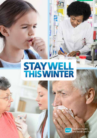 Tips to Stay Well this Winter from the Northern Trust and Public Health Agency