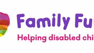 Dickson meets Family Fund in Carrickfergus