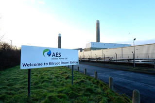 Dickson Welcomes Support for Kilroot Workers