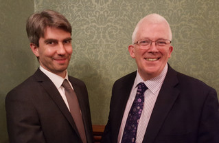 Alliance selects Dickson and Donnelly for East Antrim
