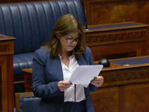 Stewart Speaks on Opposition to Fracking and Petroleum Exploration in NI