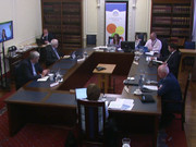 Dickson Questions Economy Minister at Committee