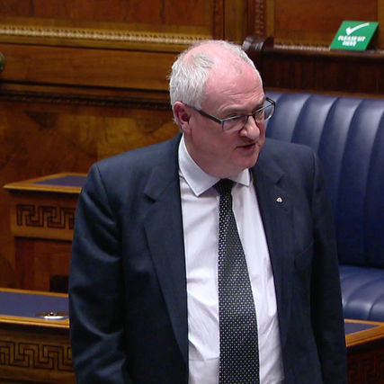 Stewart Calls on the Executive to Deal with Brexit Issues Collaboratively